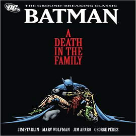 Batman: A Death in the Family (New edition) Books