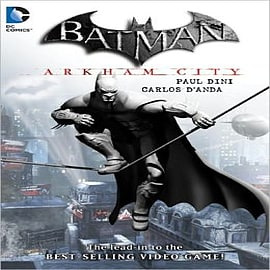 Batman: Arkham City Books