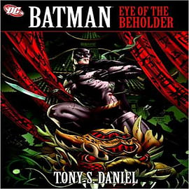 Batman: Eye of the Beholder Books