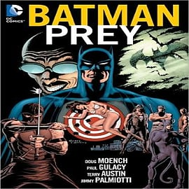 Batman: Prey Books