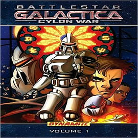 Battlestar Galactica: Cylon War Books