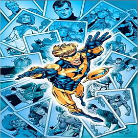 Booster Gold: Volume 01: 52 Pick Up Books