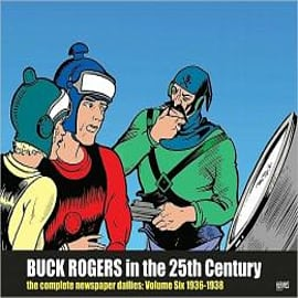 Buck Rogers in the 25th Century: The Complete Newspaper Dailies: v. 6 PC Games and Downloads