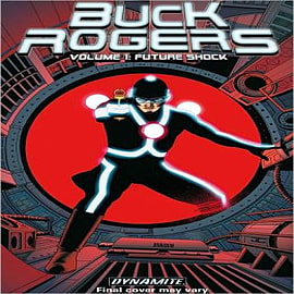 Buck Rogers: v. 1: Future Shock Books