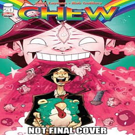 CHEW: v. 3: Omnivore Edition Books