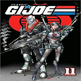 Classic G.I. Joe: Volume 11 Books