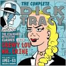 Complete Chester Gould's Dick Tracy: Volume 14 Books