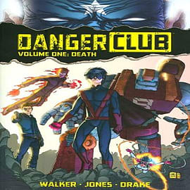 Danger Club: Volume 1 Books