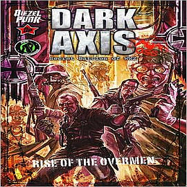 Dark Axis: Rise of the Overmen Books