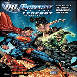 DC Universe Online Legends: Volume 2 Books