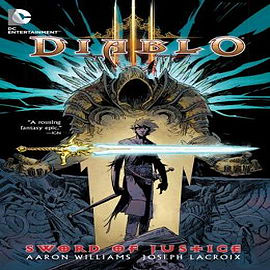 Diablo: Sword of Justice Books