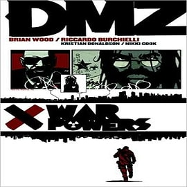 DMZ: v. 7: War Powers Books
