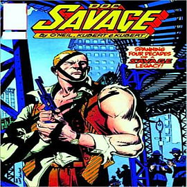 Doc Savage: Silver Pyramid Books