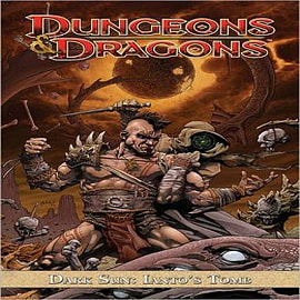 Dungeons & Dragons: Dark Sun - Ianto's Tomb Books