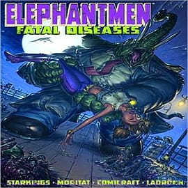 Elephantmen: v. 2: Fatal Diseases Books