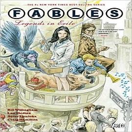 Fables: Volume 1: Legends in Exile Books