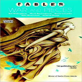 Fables: Volume 11: War and Pieces Books