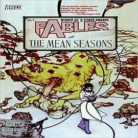 Fables: Volume 5: The Mean Seasons Books