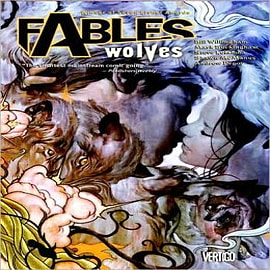 Fables: Volume 8: Wolves Books