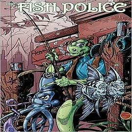 Fish Police: Volume 1 Books