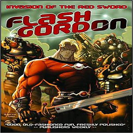 Flash Gordon: Invasion of the Red Sword Books