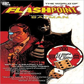 Flashpoint World of Flashpoint Batman Books