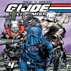 G.I. Joe: Special Missions: Volume 4 Books