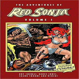The Adventures of Red Sonja: v. 1 Books