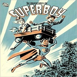 The Adventures of Superboy: Vol 01 Books