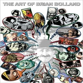The Art of Brian Bolland Books