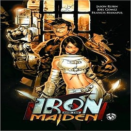 Iron and the Maiden: Vol. 1 Books