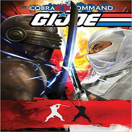 G.I. Joe: Volume 2: Cobra Command Books
