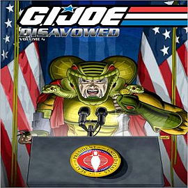 G.I. Joe: Volume 4: Disavowed Books