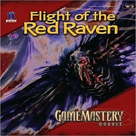GameMastery Module: Flight of the Red Raven Books