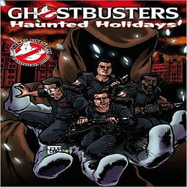 Ghostbusters: Haunted Holidays Books