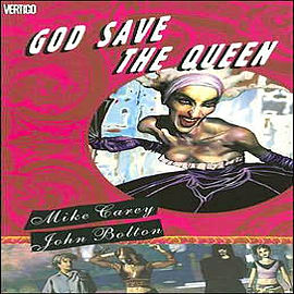 God Save the Queen Books