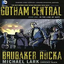 Gotham Central: Volume 1: In the Line of Duty Books