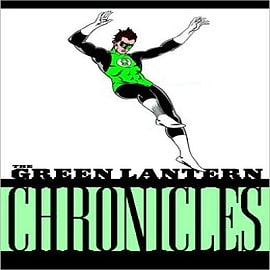 Green Lantern: Vol. 1: Chronicles Books
