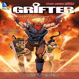 Grifter: Volume 2: New Found Power (The New 52) Books