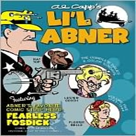 Li'l Abner: Volume 5 Books