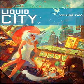 Liquid City: v. 2 Books