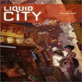Liquid City: Vol. 1 Books
