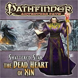 Pathfinder Adventure Path: Shattered Star Part 6 - The Dead Heart of Xin Books