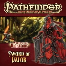 Pathfinder Adventure Path: Wrath of the Righteous: Part 2: Sword of Valor Books