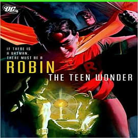 Robin: Teen Wonder Books