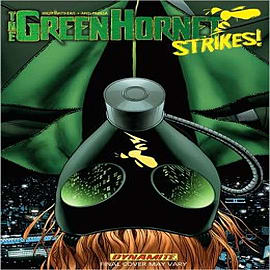The Green Hornet Strikes: Volume 1 Books