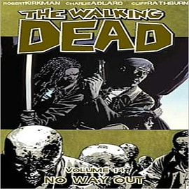 The Walking Dead: volume 14: No Way Out Books