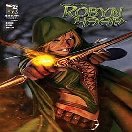 Grimm Fairy Tales: Robyn Hood Books