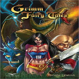 Grimm Fairy Tales: v. 10 Books