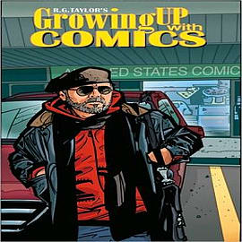 Growing Up with Comics Books